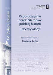On the German perception of Polish history. Three interviews Cover Image
