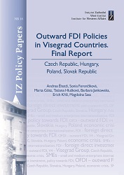 Outward FDI Policies in Visegrad Countries