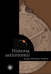 History of Astronomy Cover Image