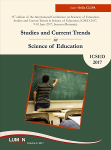 Studies and Current Trends in Science of Education