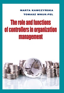 The role and functions of controllers in organization management Cover Image