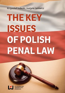 The Key Issues of Polish Penal Law Cover Image