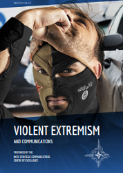 VIOLENT EXTREMISM AND COMMUNICATIONS Cover Image