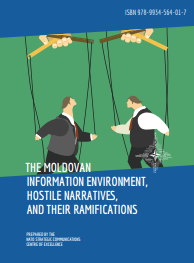 THE MOLDOVAN INFORMATION ENVIRONMENT, HOSTILE NARRATIVES, AND THEIR RAMIFICATIONS Cover Image
