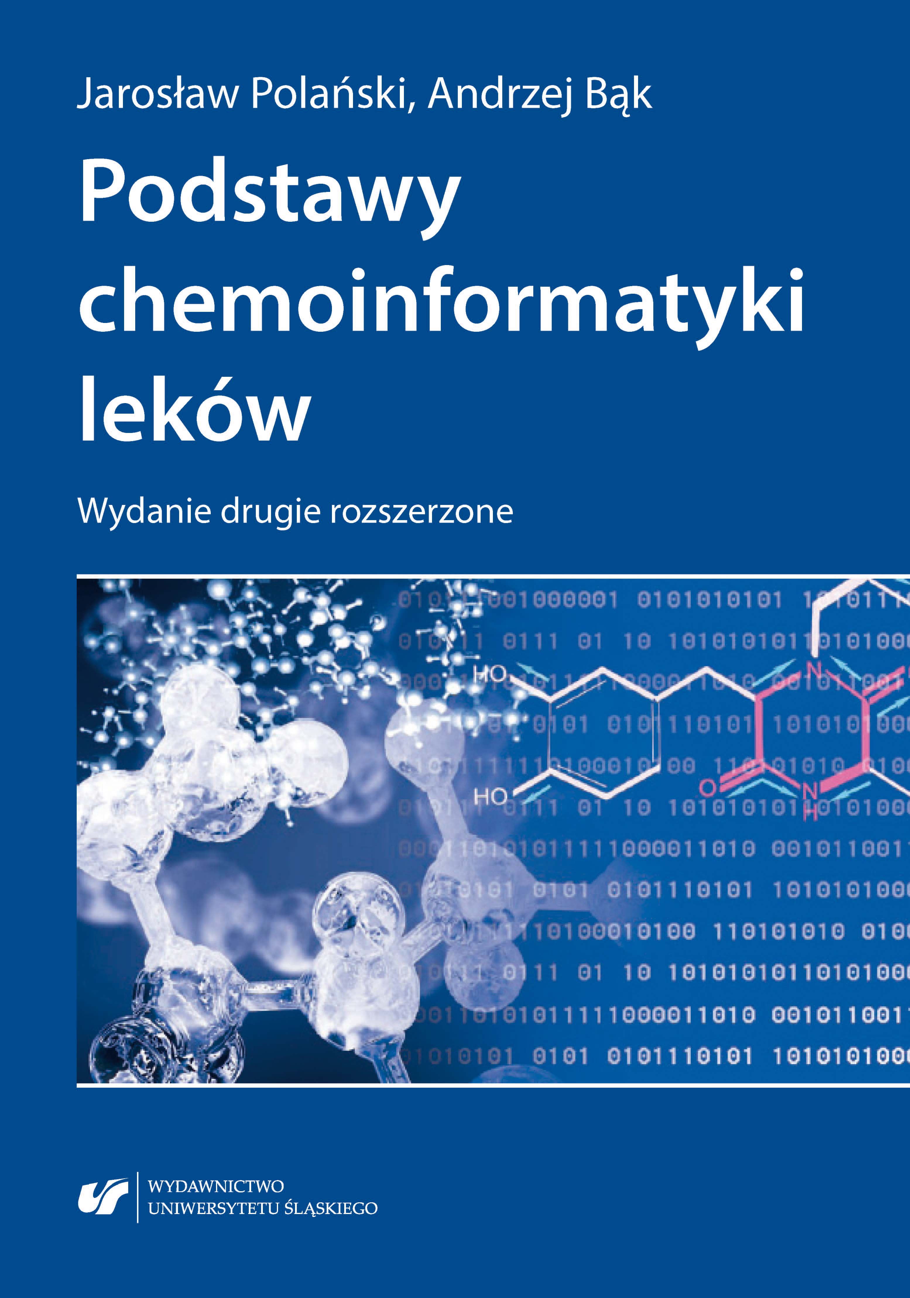 Basics of drug chemoinformatics. Extended second edition Cover Image