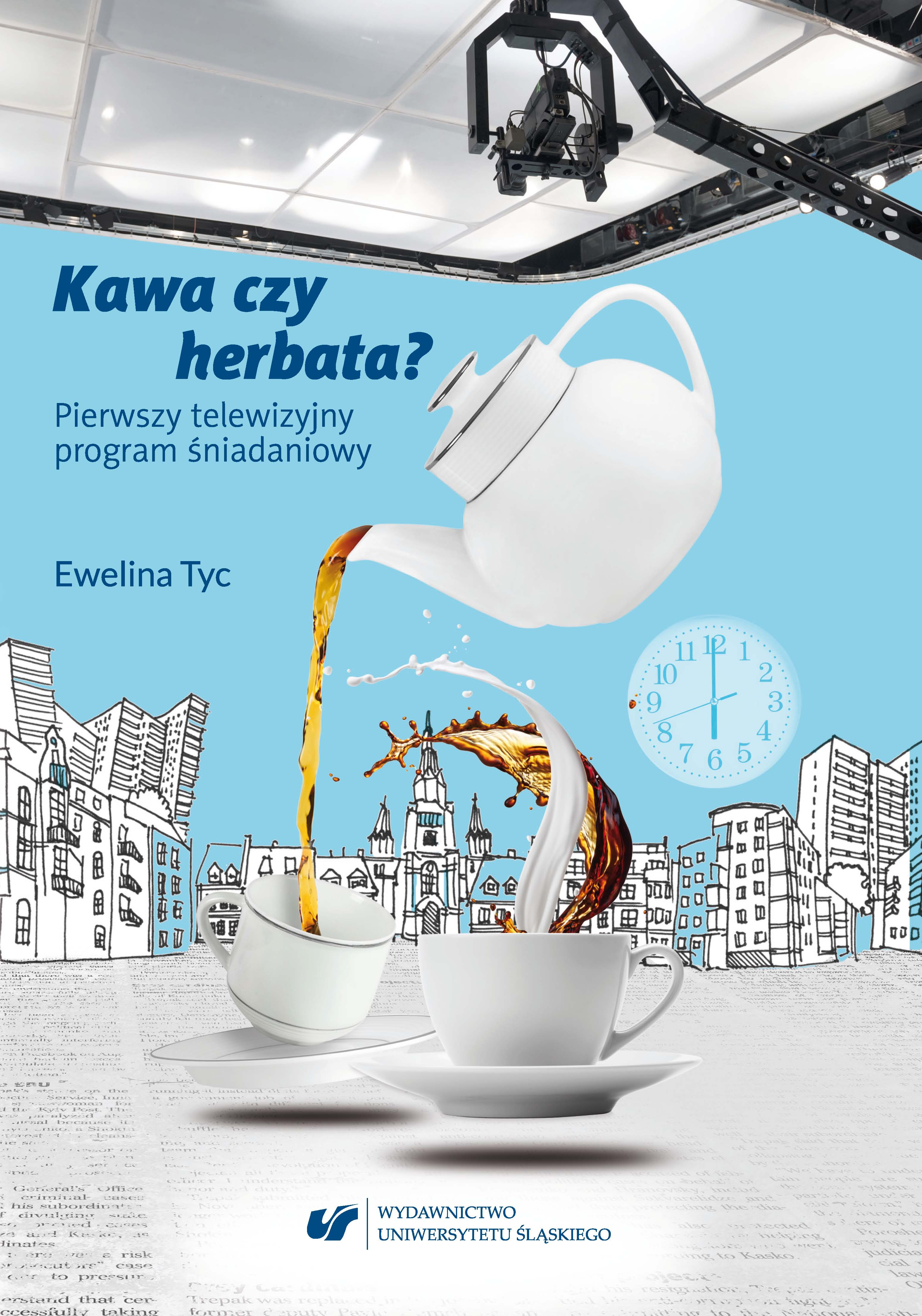 Kawa czy herbata? The first morning tv show. Polymodal message from the perspective of discourse linguistics Cover Image