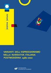 Varieties of expressionism in postmodern Italian prose of 1980–2000 Cover Image