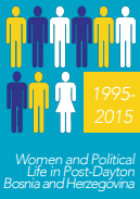1995-2015 - Women and Political Life in Post-Dayton Bosnia and Herzegovina Cover Image