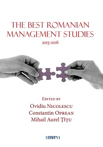 The Best Romanian Management Studies 2015-2016