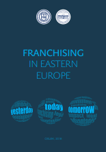 FRANCHISING IN EASTERN EUROPE - YESTERDAY, TODAY, TOMORROW