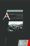 Anthropology of continuity and change Cover Image