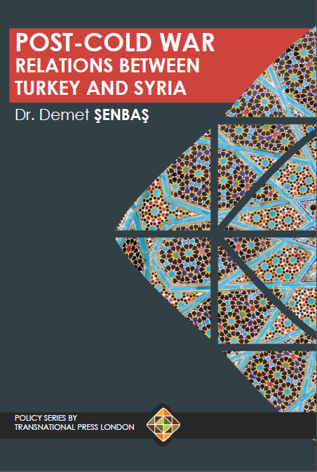 Post-Cold War Relations between Turkey and Syria Cover Image