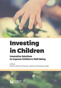 """Investing in Children: Breaking the cycle of disadvantage"" EU Recommendation – some remarks on the situation of Polish adolecents Cover Image"