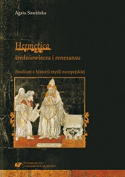 """Hermetica"" of the Middle Ages and of the Renaissance. A contribution to the study of the history of European thought Cover Image"