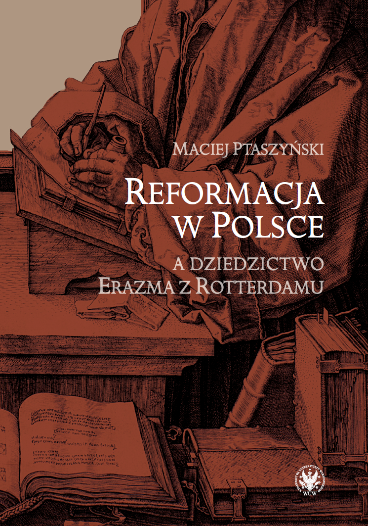 The Reformation in Poland Alongside Erasmus of Rotterdam's Heritage Cover Image