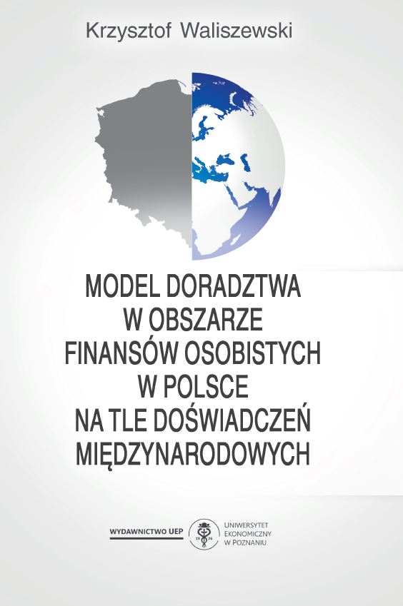 Model of consultancy in the area of personal finance in Poland against the background of international experience Cover Image