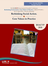 Rethinking Social Action. Core Values in Practice Cover Image