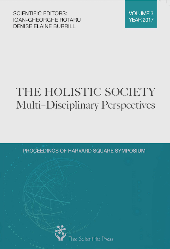 The Holistic Society: Multi–Disciplinary Perspectives Cover Image