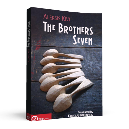 The Brothers Seven Cover Image
