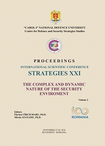 International Scientific Conference Strategies XXI - Volume 2 Cover Image