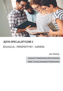 Speclang 2. Specialized languages. Education - Perspectives - Career Cover Image