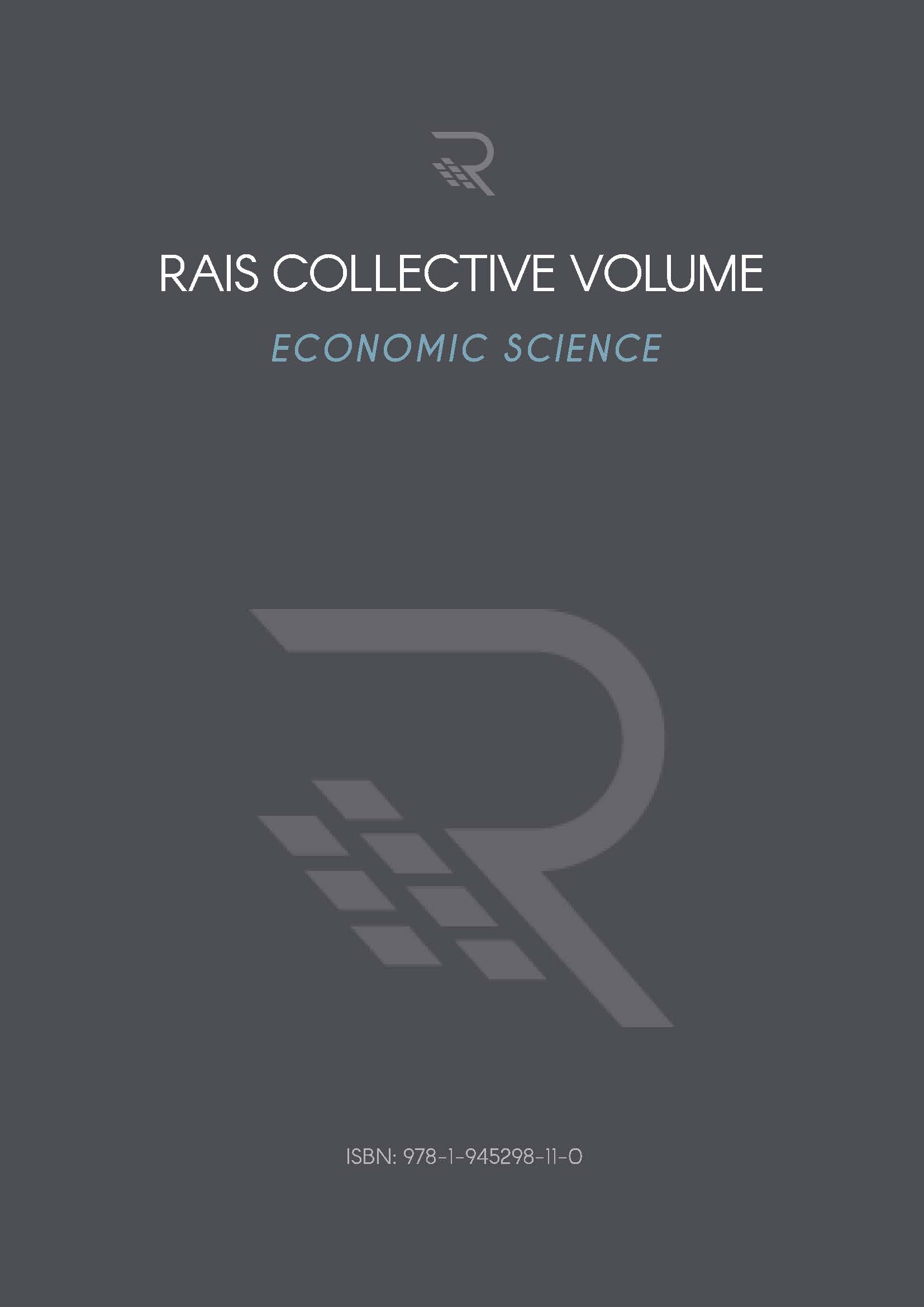 RAIS COLLECTIVE VOLUME – ECONOMIC SCIENCE