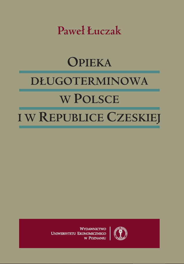 Long-term care for the elderly in Poland and the Czech Republic Cover Image