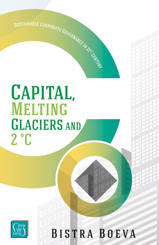 Capital, Melting Glaciers and 2°C