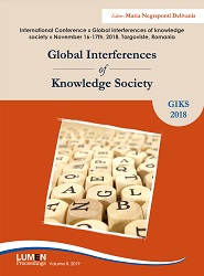 International Conference Global interferences of knowledge society