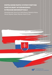 Contemporary political parties and party systems of Visegrad Group countries in democratization process Cover Image