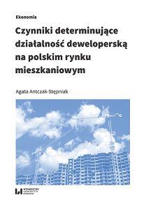 Determinants of Development Activity in the Polish Housing Market Cover Image