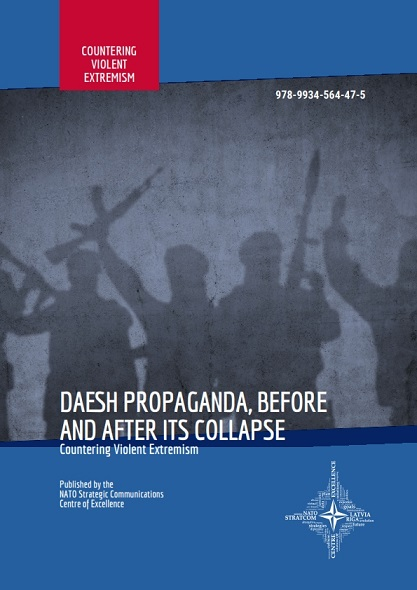 DAESH PROPAGANDA, BEFORE AND AFTER ITS COLLAPSE. COUNTERING VIOLENT EXTREMISM Cover Image