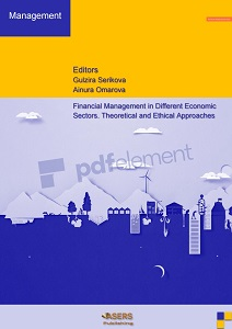 Financial Management in Different Economic  Sectors. Theoretical and Ethical Approaches Cover Image