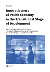 Innovativeness of Polish Economy in the Transitional Stage of Development