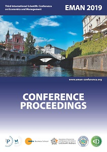 Third International Scientific Conference on Economics and Management - EMAN 2019: How to Cope with Disrupted Times - Conference Proceedings, Ljubljana, Slovenia - March 28, 2019 Cover Image