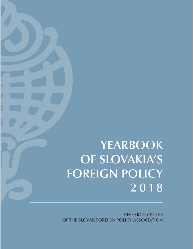 Yearbook of Slovakia's Foreign Policy 2018