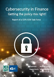 Cybersecurity in Finance. Getting the policy mix right!