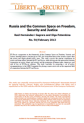 #54 Russia and the Common Space on Freedom, Security and Justice