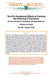 #56 The EU's Paradoxical Efforts at Tracking the Financing of Terrorism: From criticism to imitation of dataveillance
