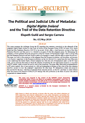 #65 The Political and Judicial Life of Metadata: Digital Rights Ireland and the Trail of the Data Retention Directive