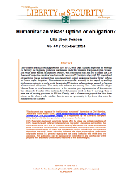 #68 Humanitarian Visas: Option or obligation?