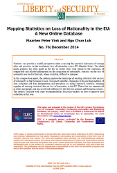 #76 Mapping Statistics on Loss of Nationality in the EU: A New Online Database