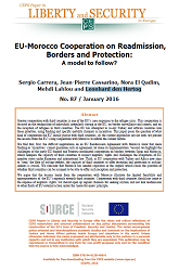 #87 EU-Morocco Cooperation on Readmission, Borders and Protection: A model to follow?
