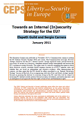 Towards an Internal (In)security Strategy for the EU?