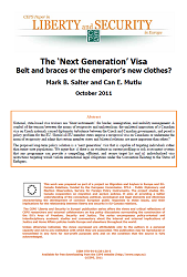 The 'Next Generation' Visa. Belt and braces or the emperor's new clothes?