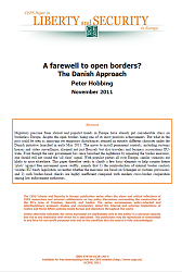 A farewell to open borders? The Danish Approach