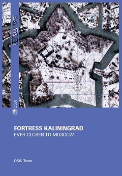 Fortress Kaliningrad. Ever closer to Moscow Cover Image
