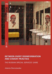 Between overt disinformation and covert practice. The Russian special services' game Cover Image