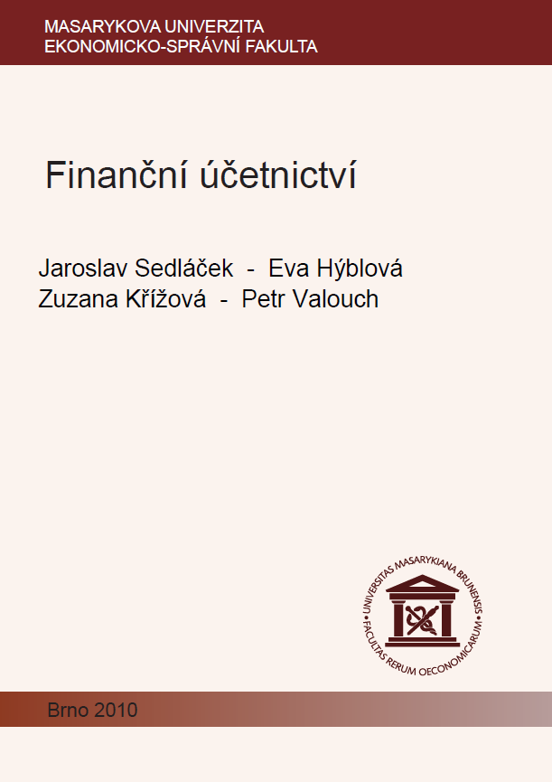 Financial accounting Cover Image