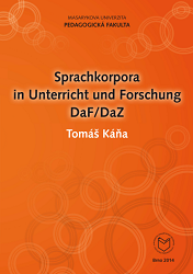 Language corpus in teaching and research DaF / DaZ Cover Image